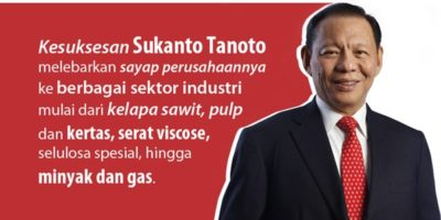 Profil Sukanto Tanoto
