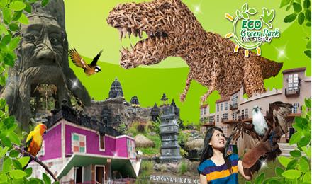 Eco Green Park Kota Batu