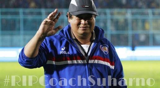 RIP Coach Suharno