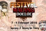 Festival Malang Doeloe 2