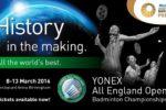 YONEX All England Open