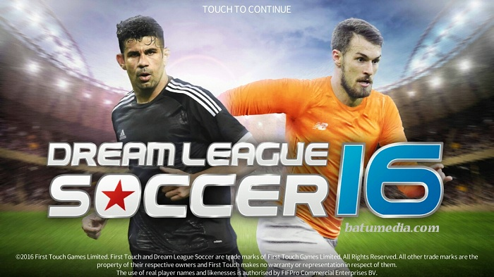 Dream League Soccer Batu Media
