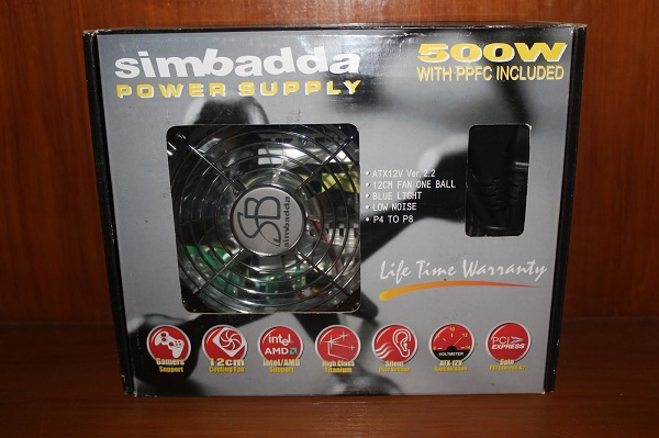 Power Supply Simbadda