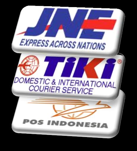 Logo JNE, Tiki, Pos